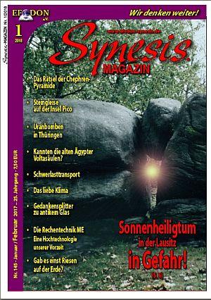 Bildergebnis für efodon synesis magazin